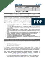 Acta de Inicio-Project Charter