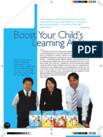 Boost Your Child's Learning Ability
