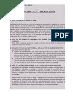 Primera Practica de Derecho de Obligaciones Rosa Meza Cavero