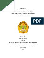 Laporan PKL Dental Unit