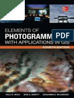 Photogammetry Text Book