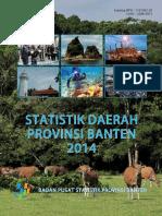Cetak Statda Banten 2014
