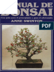 Manual de Bonsai. Anne Swinton
