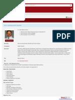 Dr. Jorge Maytorena M.D. Specialties CV