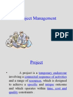 Project Netwok