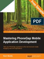 Mastering PhoneGap Mobile Application Development - Sample Chapter