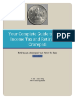 Your Complete Guide to Indian Income Tax and Retiring as a Crorepati - 2nd Edition Preview