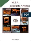 Meubles Marquetés Artistiques - Ebenistes d'art - Copie d'ancien