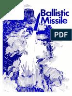 TTG Ballistic Missile