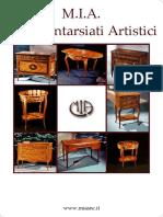 Handmade Luxury Furniture Brianza