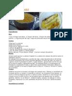 Tort Cu Piersici