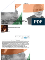 (4) Your Facebook Tricolor Profile Picture Doesnt Support Digital India; Heres the Ugly Truth
