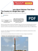 15 Little Known Facts About Pakistan That Show the Country in a Bright New Light