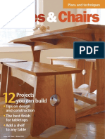 Fw Tables and Chairs Winter 2016