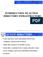 MCSE-08-Implementing of an Active Directory Service-01-Theory