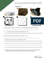 Classificacao de Rochas Magmaticas