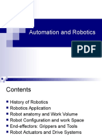 Basic Concepts of Robotics