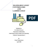 PROGRAMABLE LOGIC CONTROLLERS