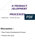 Product Development Report_Mhiltz
