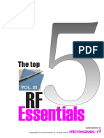 MWRF Top 5 Essentials III