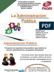 Administracion Publica en Venezuela