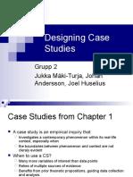 Yin - DesigningCaseStudies Chapter 2