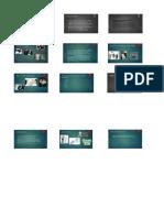 English slides