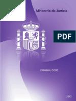 Código Penal en Inglés