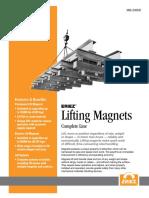 Lifting Magnets Brochure