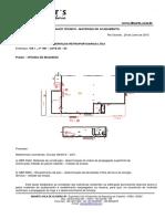 Laudo Materiais de Acabamento Apmt ( Oficina de Maquinas )