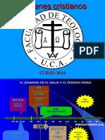 Orìgenes Cristianos. Perìodo Exìlico y Persa
