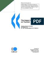 Impacto de La Cultura en El Turismo