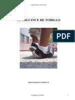 Esguince de Tobillo1