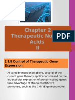 Therapeutic Nucleic Acids 2