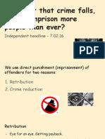 punishment  1