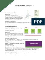 kennisportfolio blok 2