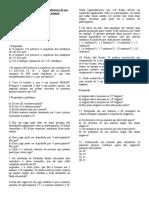 Lista de Exercícios II (Multiplos, Divisores e Números Primos)
