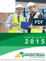 Catalogo Grupo Agra 2015