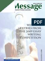 Le Message July 2009