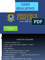 CASO EDUKTIVO - R.D.T