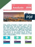 JSW analysis