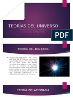 Entrega 5. Teorías Origen Del Universo, Preparación de Clase.