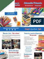 Información Educación Primaria Agustinos León