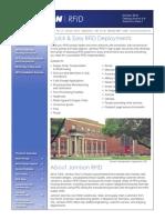 Jamison RFID Catalog