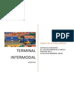Terminal Intermodal Querétaro