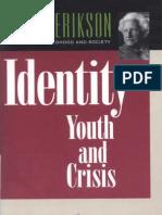 Erik H. Erikson-Identity_ Youth and Crisis. 1-W. W. Norton & Company (1968)