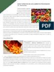 Los Verdaderos Riesgos y Efectos de Los Alimentos Procesados