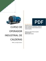 Curso de Operador Industrial de Calderas Capitulo1