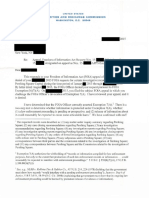 Pershing Square Capital Response from SEC GC