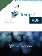 Product Presentation - OpenText Tempo.pptx